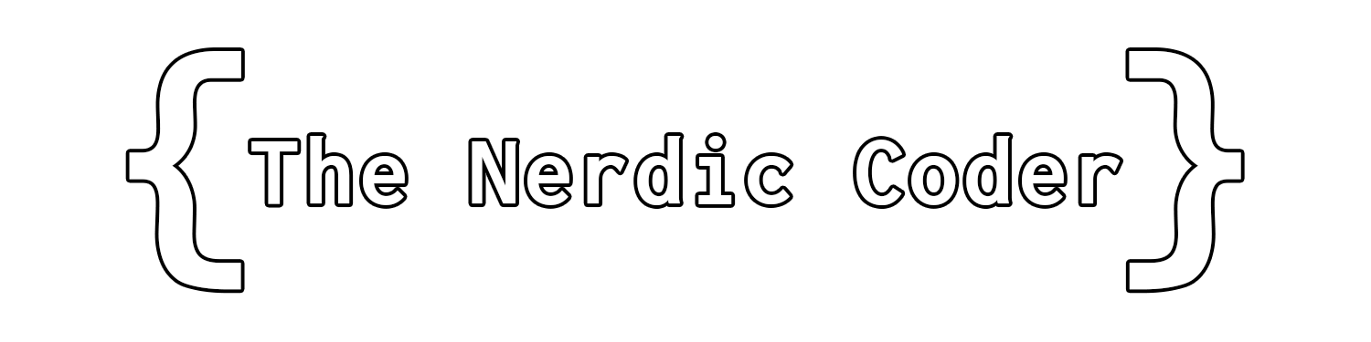 The Nerdic Coder